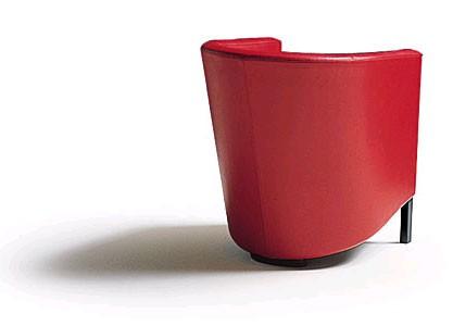 alfa rosso petit fauteuil. Black Bedroom Furniture Sets. Home Design Ideas